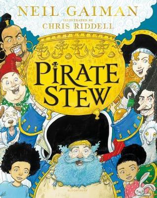 Pirate Stew | Neil Gaiman and Chris Riddel | Charlie Byrne's