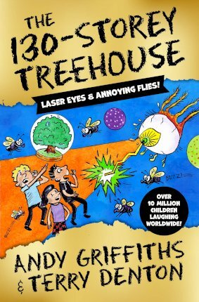 Any Griffiths and Terry Denton | 130 Storey Treehouse | 9781529045949 | Daunt Books
