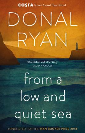 Donal Ryan | From a Low and Quiet Sea | 9781784160265 | Daunt Books