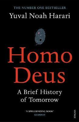 Homo Deus: A Brief History of Tomorrow | Yuval Noah Harari | Charlie Byrne's