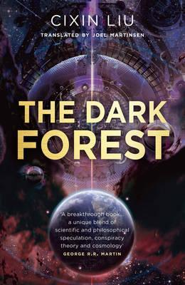 Cixin Liu | The Dark Forest | 9781784971618 | Daunt Books