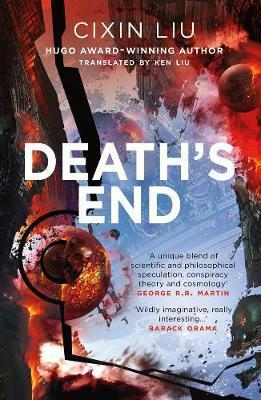 Cixin Liu | Death's End | 9781784971656 | Daunt Books