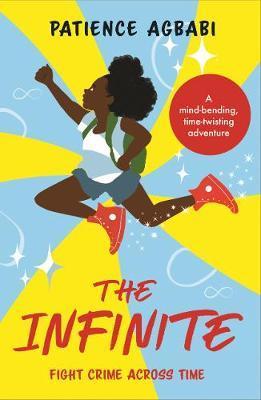 Patience Agbabi | The Infinite | 9781786899651 | Daunt Books