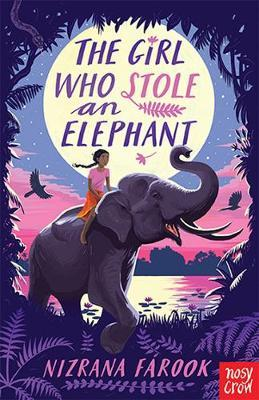 Davide Ortu | Girl Who Stole An Elephant | 9781788006347 | Daunt Books
