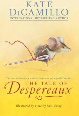 The Tale of Despereaux | Kate DiCamillo | Charlie Byrne's