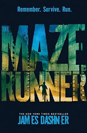 James Dashner | The Maze Runner | 9781908435132 | Daunt Books