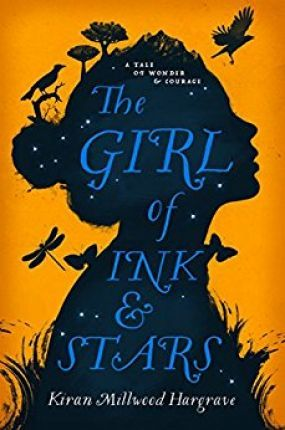 Kiran Millwood Hargrave | The Girl of Ink and Stars | 9781910002742 | Daunt Books