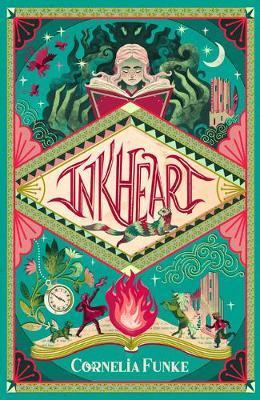 Cornelia Funke | Inkheart (2020 reissue) | 9781912626847 | Daunt Books