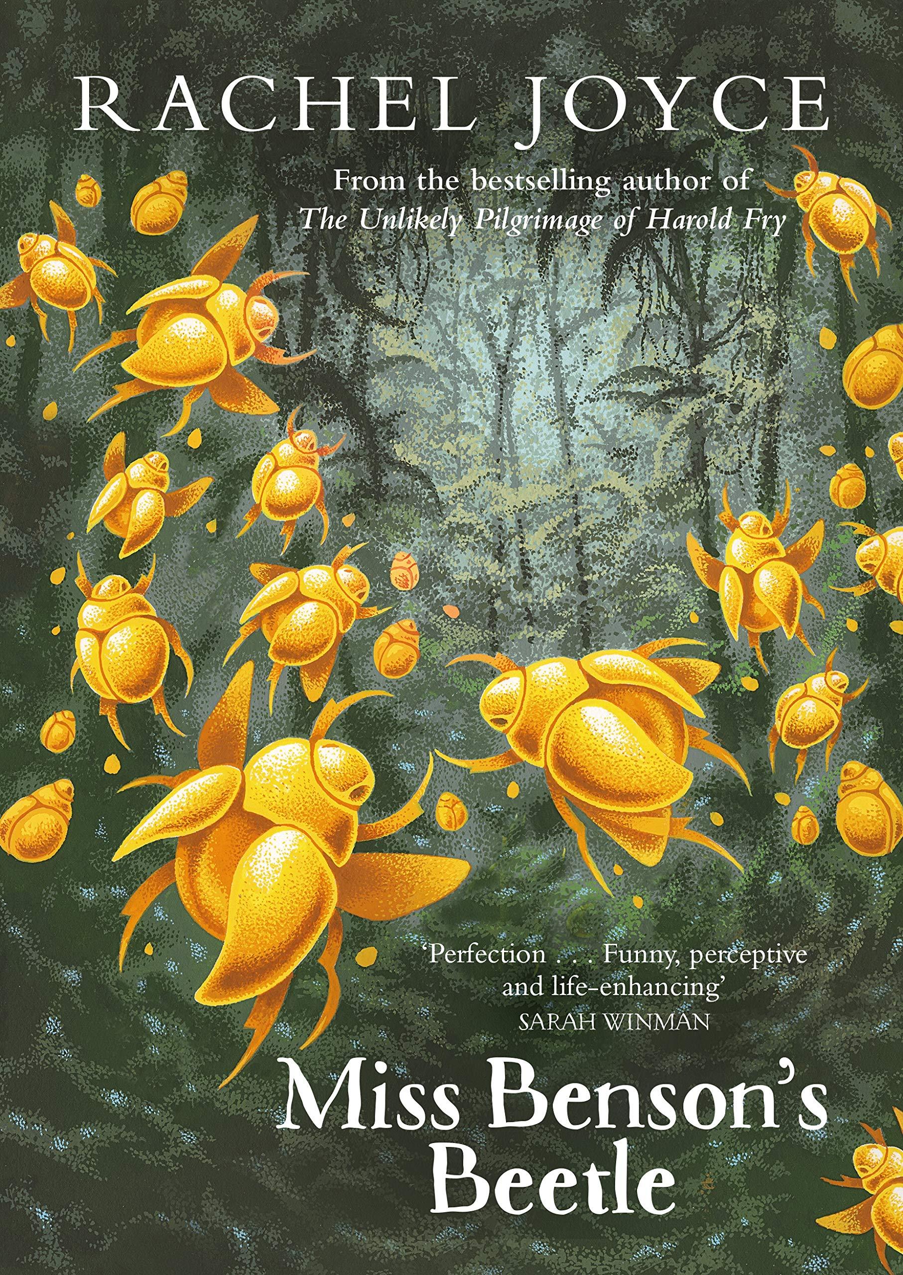 Miss Benson's Beetle | Rachel Joyce | Charlie Byrne's