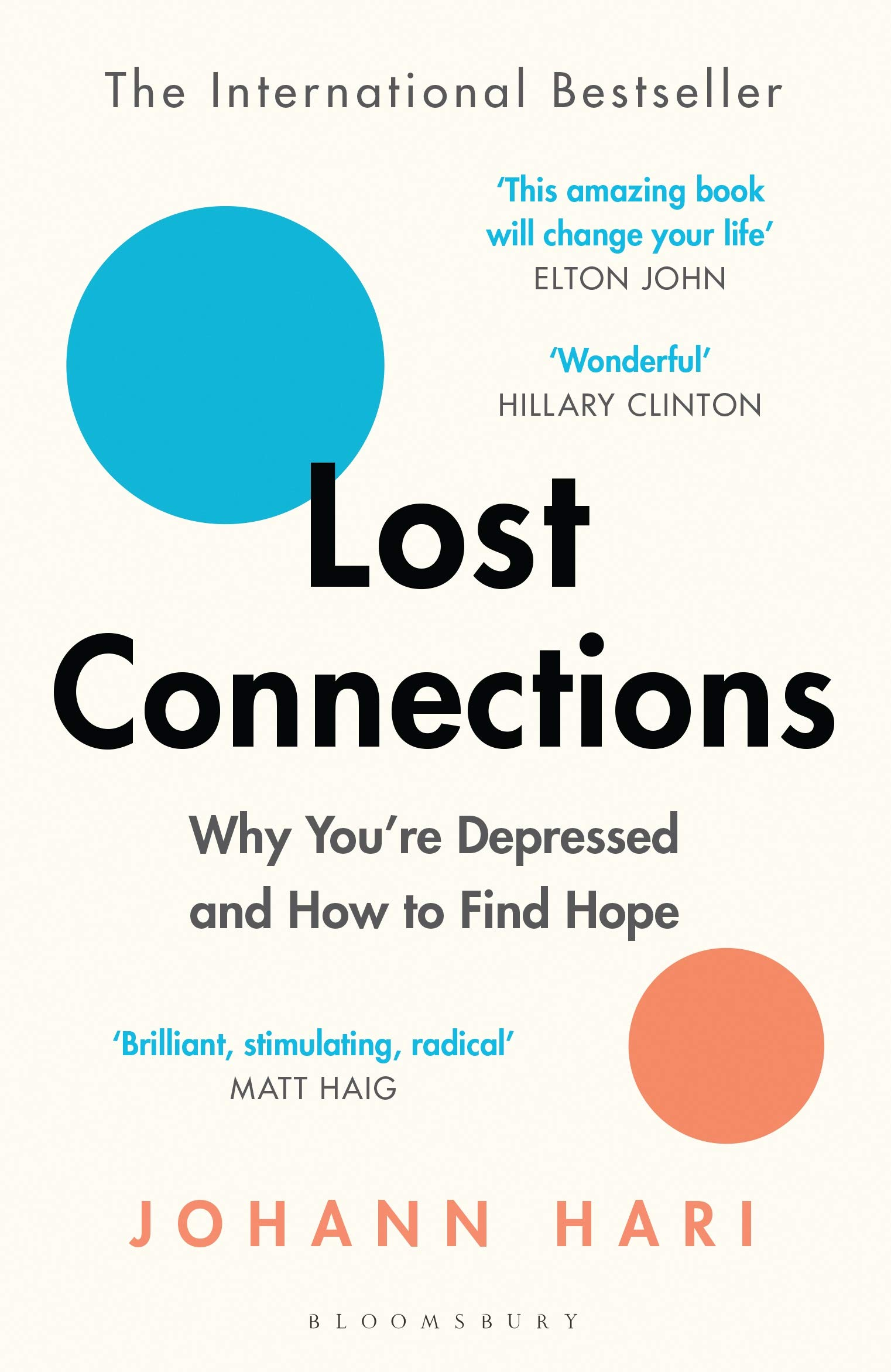 Lost Connections: Why You're Depressed and How To Find Hope | Johann Hari | Charlie Byrne's