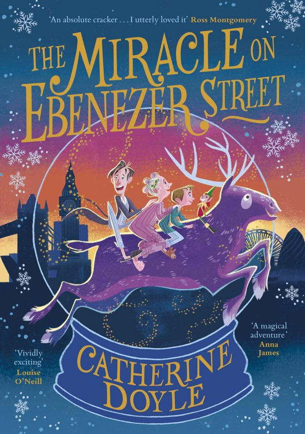 Miracle On Ebenezer Street by Catherine Doyle