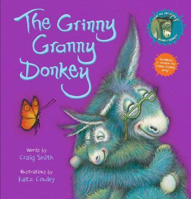 Craig Smith | The Grinny Granny Donkey | 9780702304279 | Daunt Books