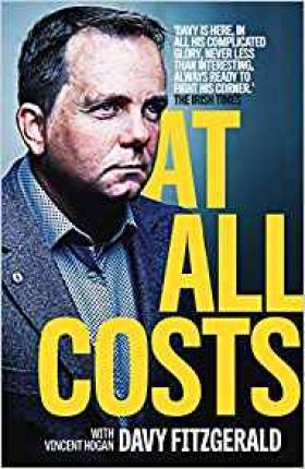 Davy Fitzgerald | At All Costs | 9780717184873 | Daunt Books