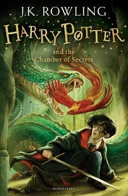 Harry Potter and The Chamber of Secrets | J.K. Rowling | Charlie Byrne's