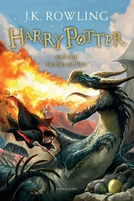 J.K. Rowling | Harry Potter and the Goblet of Fire | 9781408855683 | Daunt Books