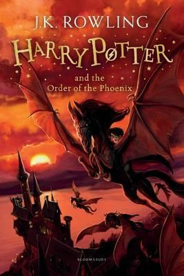 J.K. Rowling | Harry Potter and the Order of the Phoenix | 9781408855690 | Daunt Books