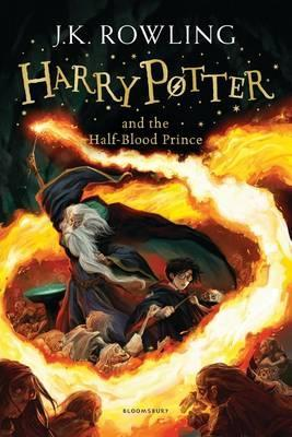 Harry Potter and The Half-blood Prince | J.K. Rowling | Charlie Byrne's