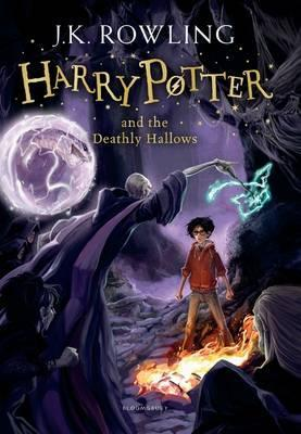 J.K. Rowling | Harry Potter and the Deathly Hallows | 9781408855713 | Daunt Books