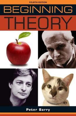 Peter Barry | Beginning Theory | 9781526121790 | Daunt Books
