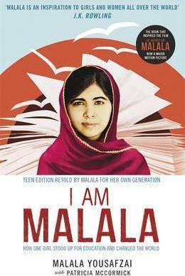Malala Yousafzai | I am Malala | 9781780622163 | Daunt Books