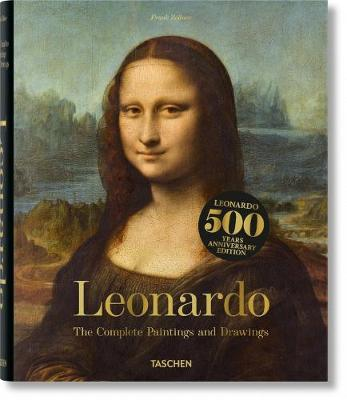 Frank Zollner | Leonardo: The Complete Paintings and Drawings | 9783836576253 | Daunt Books