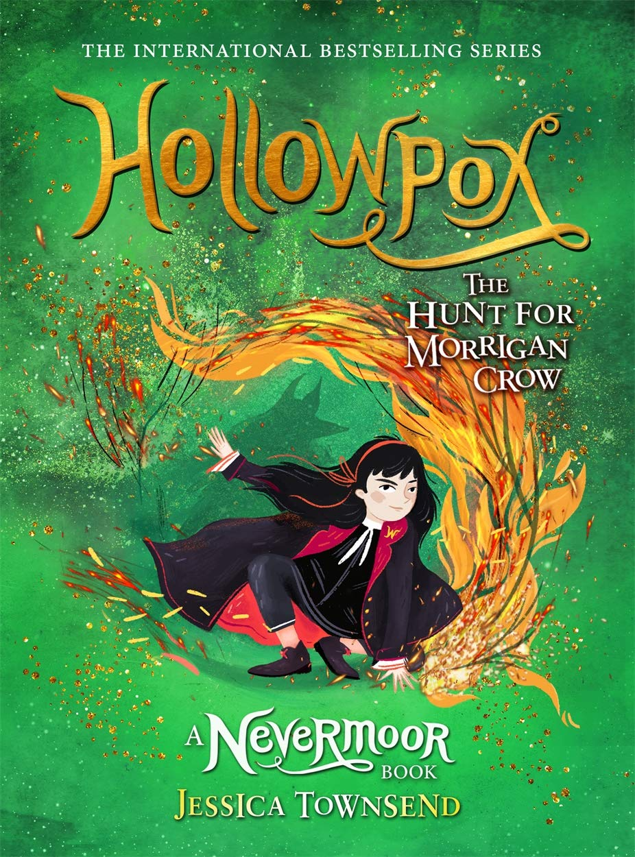 Hollowpox : The Hunt For Morrigan Crow | Jessican Townsend | Charlie Byrne's