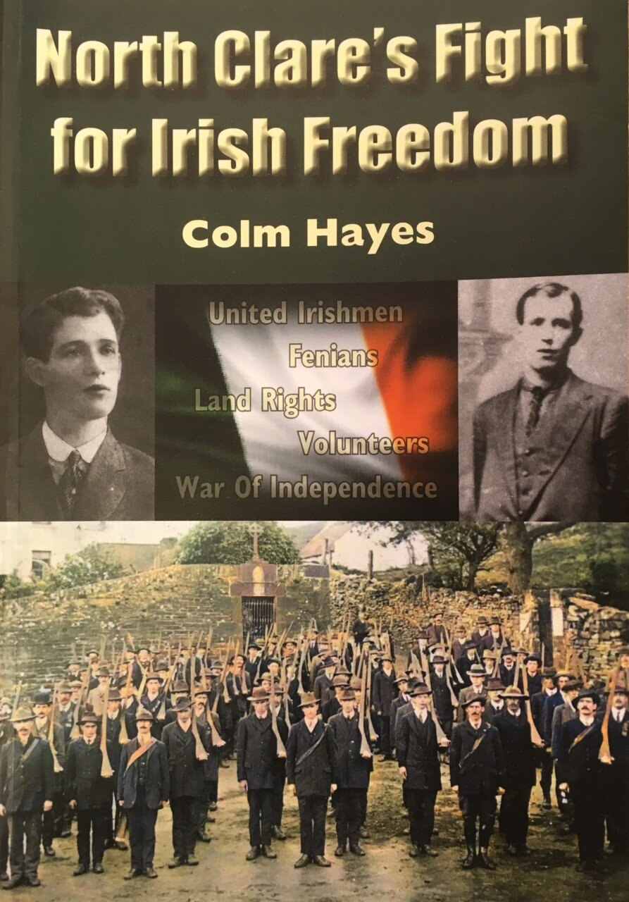 North Clare's Fight For Irish Freedom | Colm Hayes | Charlie Byrne's