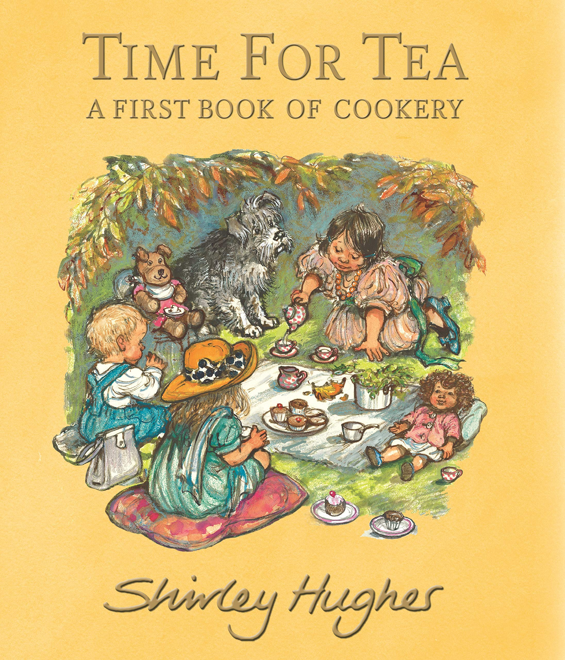 Time For Tea : A First Book of Cookery | Shirley Hughes | Charlie Byrne's