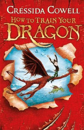 Cressida Cowell | How to Train Your Dragon | 9780340999073 | Daunt Books