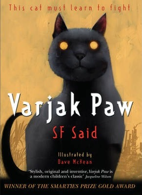 SF Said | Varjak Paw | 9780552572293 | Daunt Books