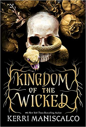 Kingdom of the Wicked | Kerri Maniscalco | Charlie Byrne's