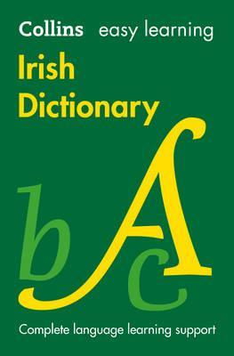 | Collins Easy Learning Irish Dictionary | 9780008150303 | Daunt Books