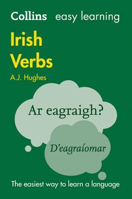 Easy Learning Irish Verbs |  | Charlie Byrne's