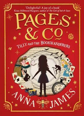Anna James | Pages & Co - Tilly and the Bookwanderers | 9780008229870 | Daunt Books