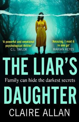 Claire Allan | The Liar's Daughter | 9780008321949 | Daunt Books