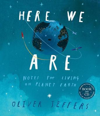Oliver Jeffers | Here We Are | 9780008354749 | Daunt Books
