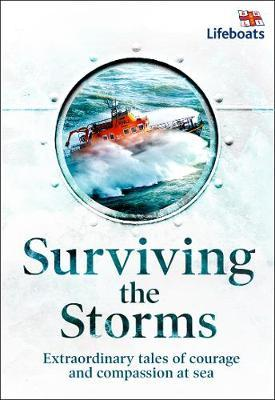 RNLI lifeboats | Surviving the Storms | 9780008390129 | Daunt Books