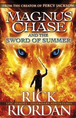 Rick Riordan | Magnus Chase and the Sword of Summer | 9780141342443 | Daunt Books