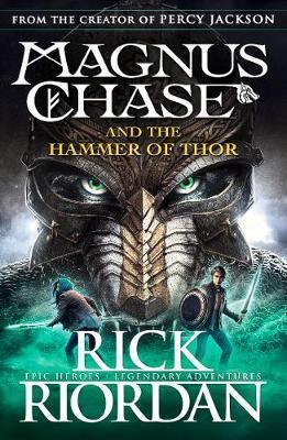 Rick Riordan | Magnus Chase and the Hammer of Thor | 9780141342566 | Daunt Books