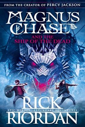 Rick Riordan | Magnus Chase and the Ship of the Dead | 9780141342603 | Daunt Books
