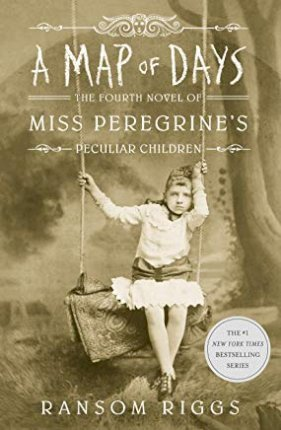 Ransom Riggs | A Map of Days | 9780141385921 | Daunt Books