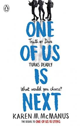 Karen McManus | One of Us is Next | 9780241376928 | Daunt Books