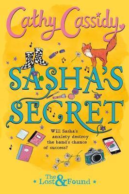 Cathy Cassidy | Sasha's Secret | 9780241381403 | Daunt Books