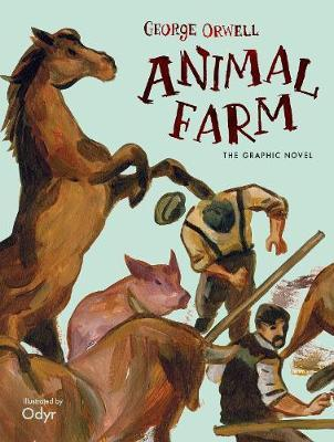 Animal Farm – The Graphic Novel | George Orwell | Charlie Byrne's