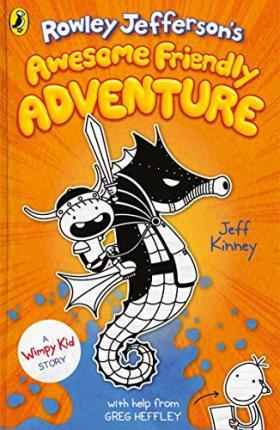 | Rowley Jefferson's Awesome Friendly Adventure | 9780241458815 | Daunt Books