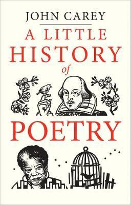A Little History of Poetry | John Carey | Charlie Byrne's