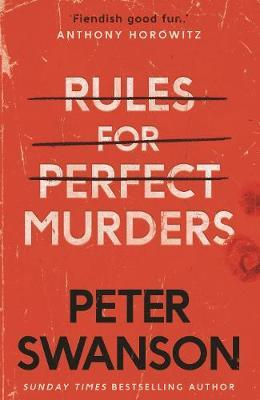 Peter Swanson | Rules for Perfect Murders | 9780571342365 | Daunt Books