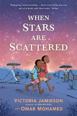 Victoria Jamieson and Omar Mohamad | When Stars are Scattered | 9780571363858 | Daunt Books