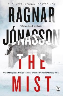 Ragnar Jónasson | The Mist | 9781405934886 | Daunt Books