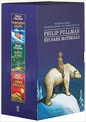 Philip Pullman | His Dark Materials Boxed Set | 9781407188997 | Daunt Books